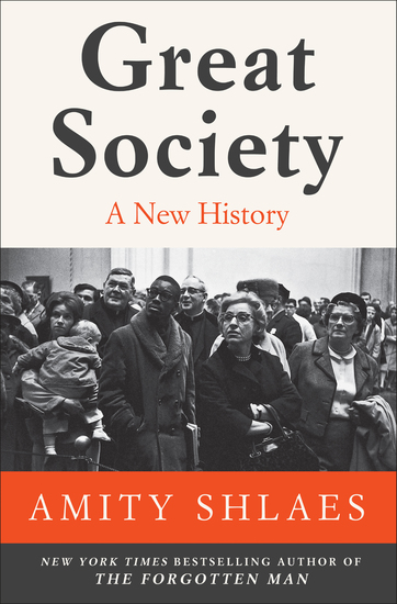 Great Society - A New History - cover