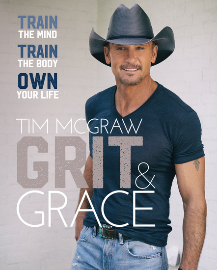 Grit & Grace - Train the Mind Train the Body Own Your Life - cover