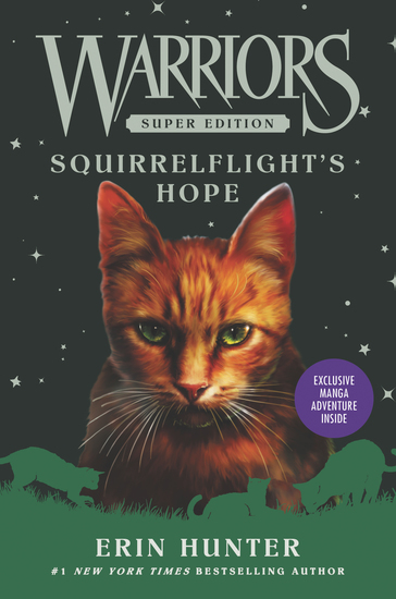 Warriors Super Edition: Squirrelflight's Hope - cover