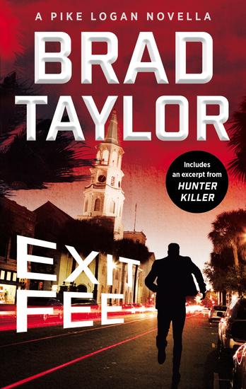 Exit Fee - A Pike Logan Novella - cover