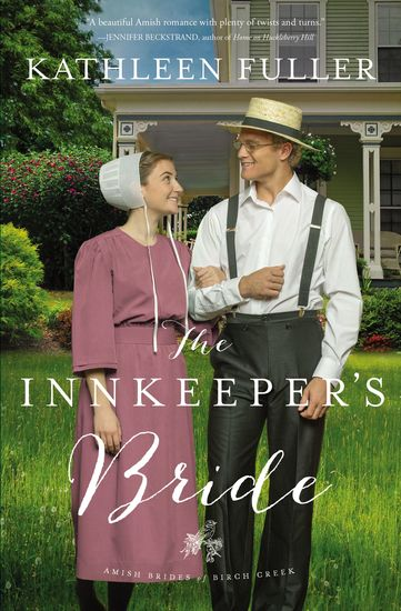 The Innkeeper's Bride - cover
