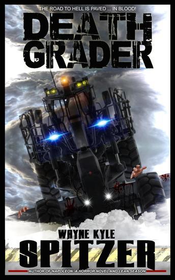 Death Grader - cover
