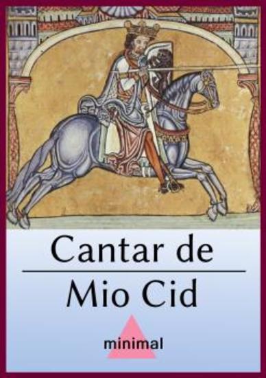 Cantar de Mio Cid - cover
