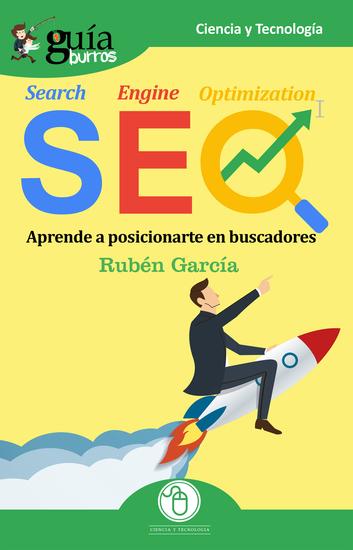 GuíaBurros SEO - Aprende a posicionarte en buscadores - cover