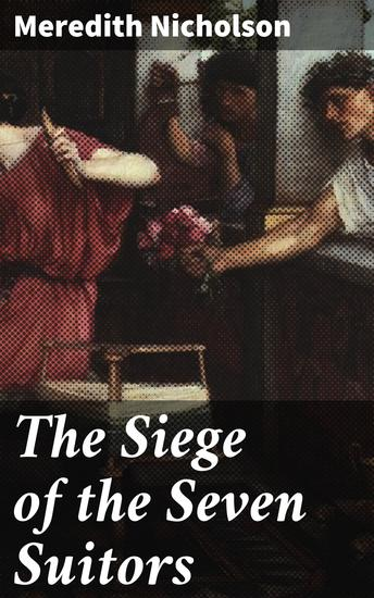 The Siege of the Seven Suitors - cover