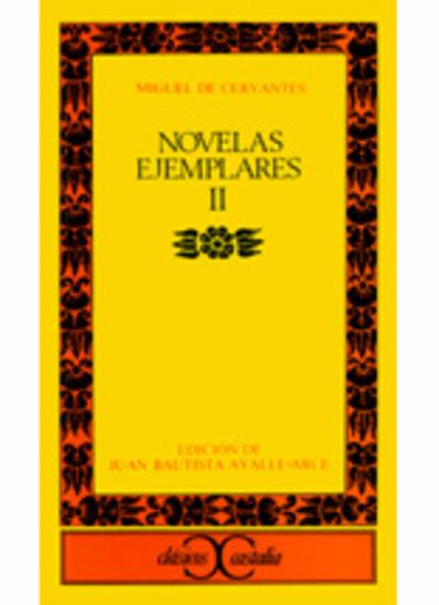 Novelas ejemplares (ii) - cover