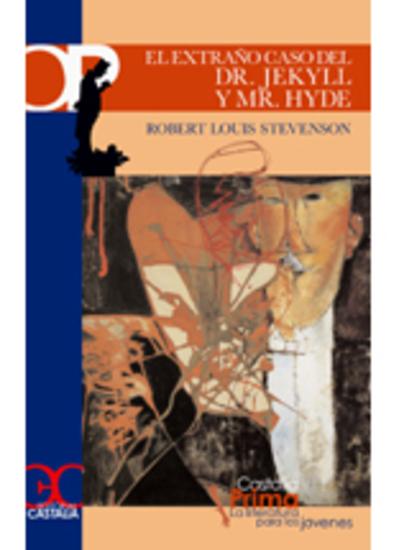Extraño caso del dr jekyll y mr hyde - cover