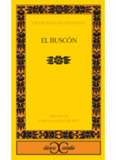 El buscón - cover
