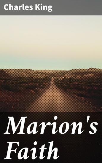Marion's Faith - cover