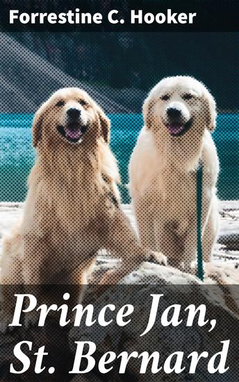 Prince Jan St Bernard - cover