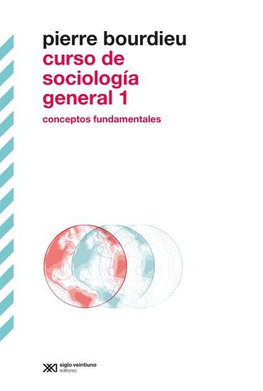 Curso de sociología general 1 - Conceptos fundamentales - cover