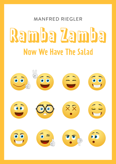 Ramba Zamba - Now We Have the Salad - cover
