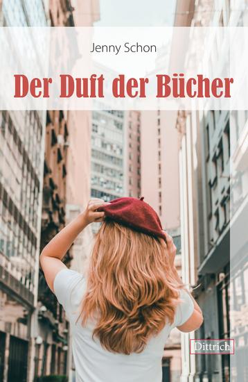 Der Duft der Bücher - Roman - cover