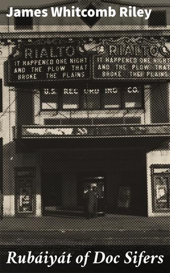Rubáiyát of Doc Sifers - cover