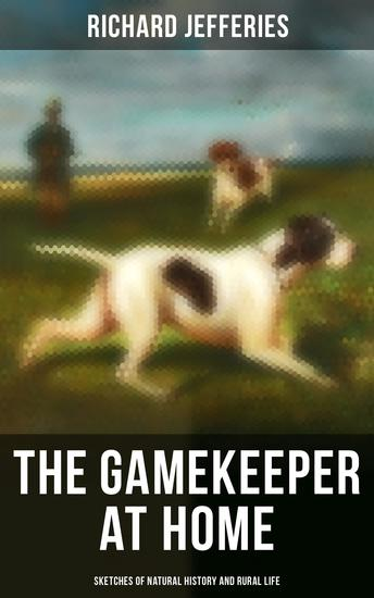 The Gamekeeper at Home: Sketches of Natural History and Rural Life - cover