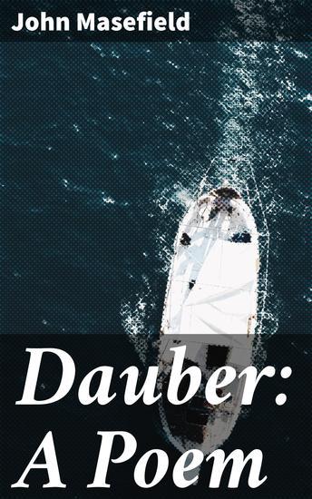 Dauber: A Poem - cover