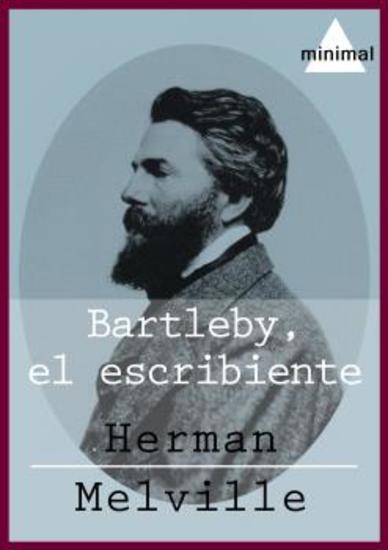 Bartleby el escribiente - cover