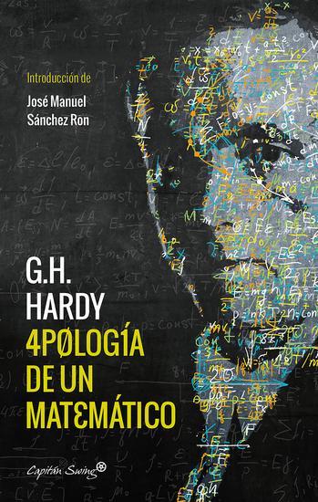 Apología de un matemático - cover