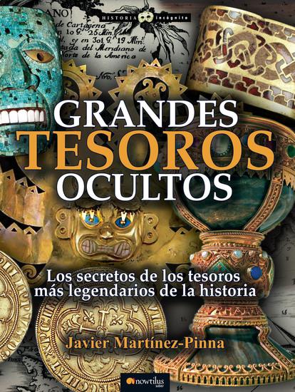 Grandes tesoros ocultos - cover