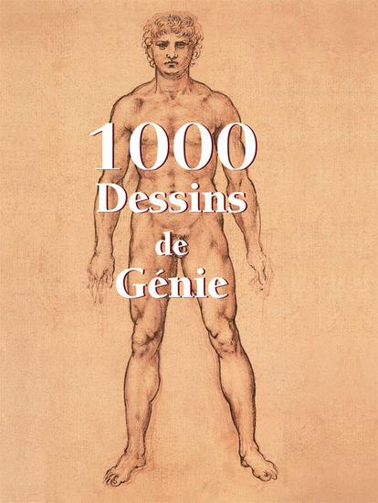 1000 Dessins de Génie - cover