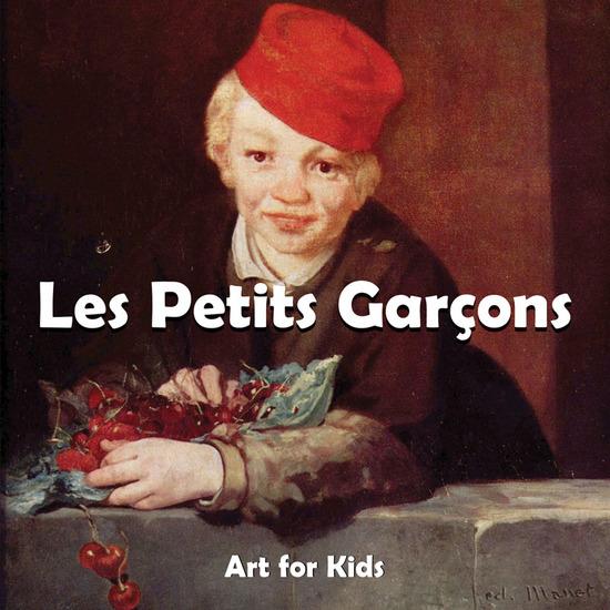 Petit Garçons - cover