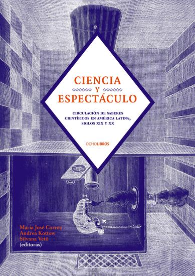 Ciencia y espectáculo - cover