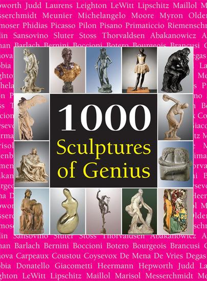 1000 Scupltures of Genius - cover