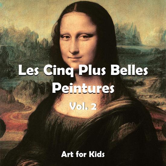Les Cinq Plus Belle Peintures vol 2 - cover