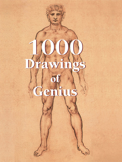 1000 Drawings of Genius - cover