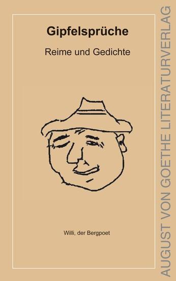 Gipfelsprüche - Reime und Gedichte - cover