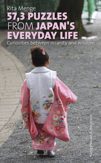 573 puzzles from Japan's everyday life - Curiosities between insanity and wisdom - cover
