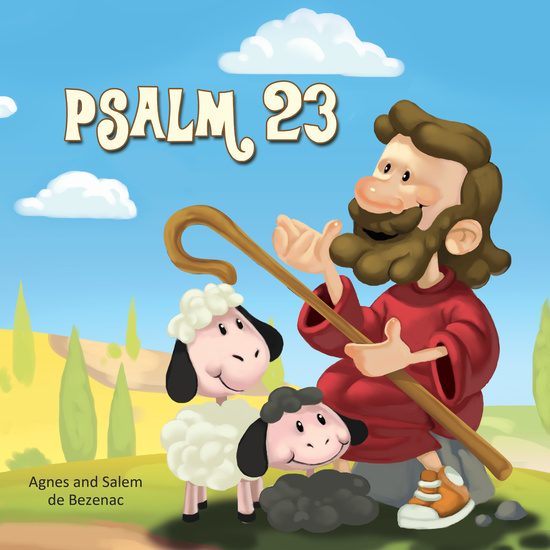 Psalm 23 - The Lord is my Shepherd – God's Comfort - cover