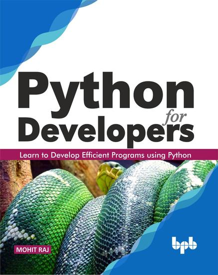Python for Developers - cover