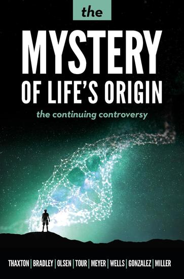 The Mystery of Life's Origin - cover