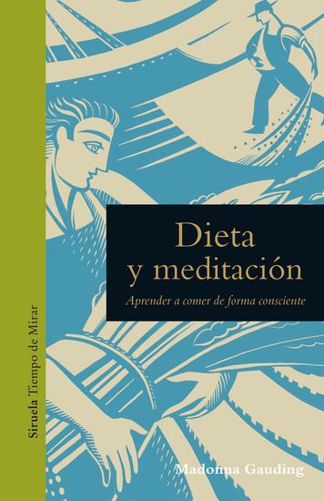 Dieta y meditación - cover