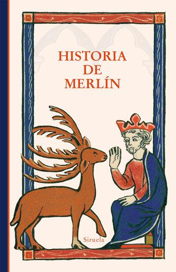 Historia de Merlín - cover