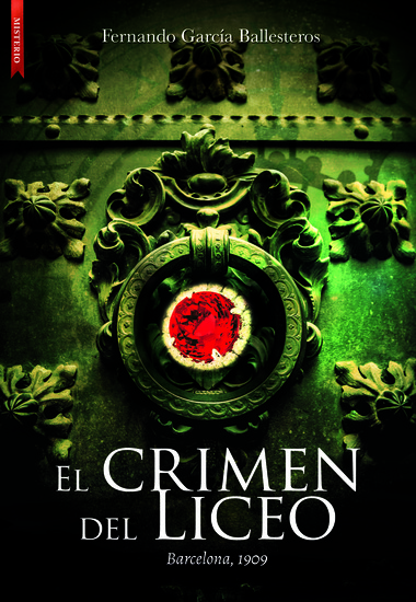 El crimen del Liceo - cover