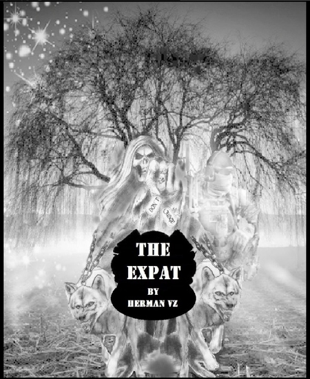 The Expat - cover