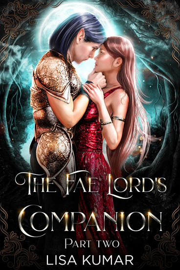 The Fae Lord's Companion - Part Two - cover
