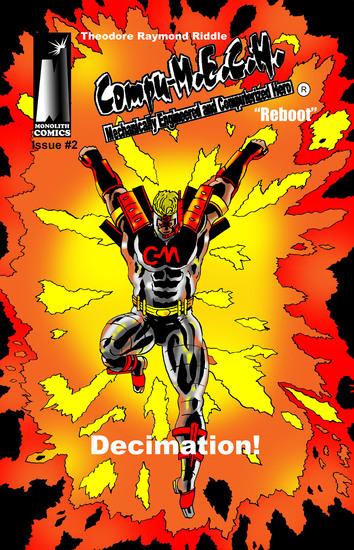 "[Compu-MECH ""Reboot""] - Decimation - cover"