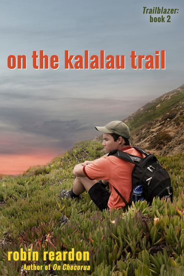 On the Kalalau Trail - cover