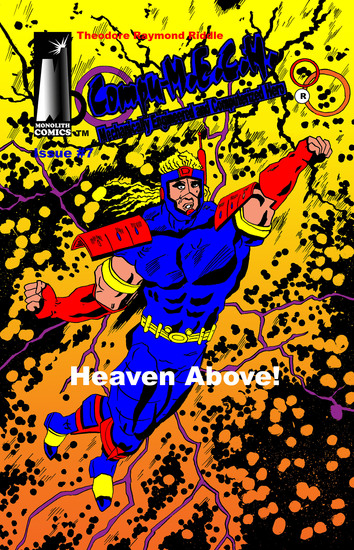 [Compu-MECH Issue #7 ] - Heaven Above! - cover