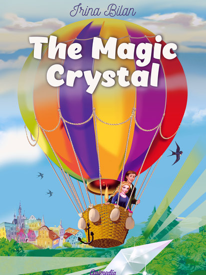 The Magic Crystal - cover