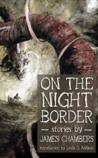 On the Night Border - cover