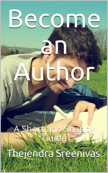 Become an Author - A Short and Snappy Guide - cover