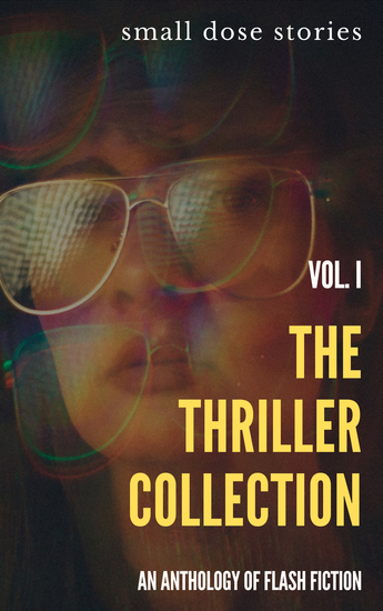 The Thriller Collection - An Anthology of Flash Fiction - cover