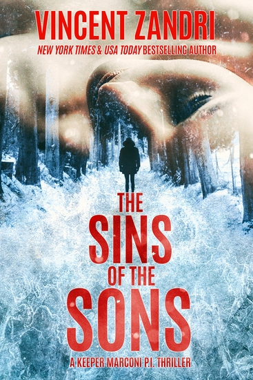 The Sins of the Sons - A Gripping Hard-Boiled Mystery Thriller with a Surprise Ending - cover