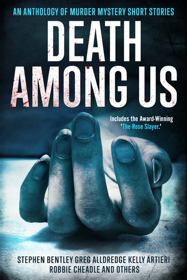 Death Among Us - An Anthology of Murder Mystery Short Stories - cover