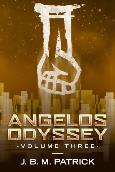 Angelos Odyssey - Volume Three - cover