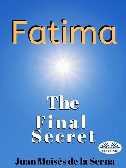 Fatima: The Final Secret - cover